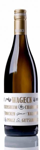 "Wageck Chardonnay QbA tr. Bissersheimer Goldberg ""Sülzner Weg"""