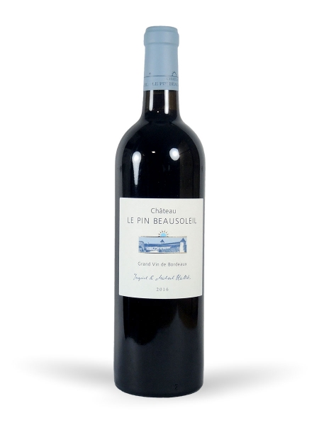 2016 Chateau Le Pin Beausoleil Grand Vin de Bordeaux