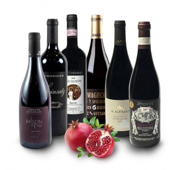 Probierpaket Spitzen-Rotweine