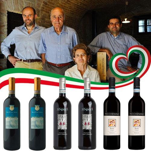 Italien Paket