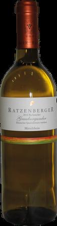 Ratzenberger Bacharacher Grauer Burgunder trocken